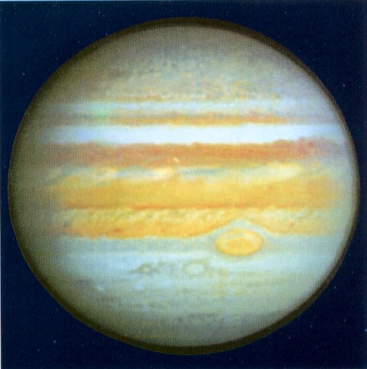 Jupiter From Hubble Telescope - Pics about space